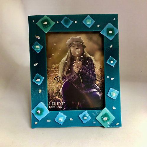 Squares and Sparkles Frame
