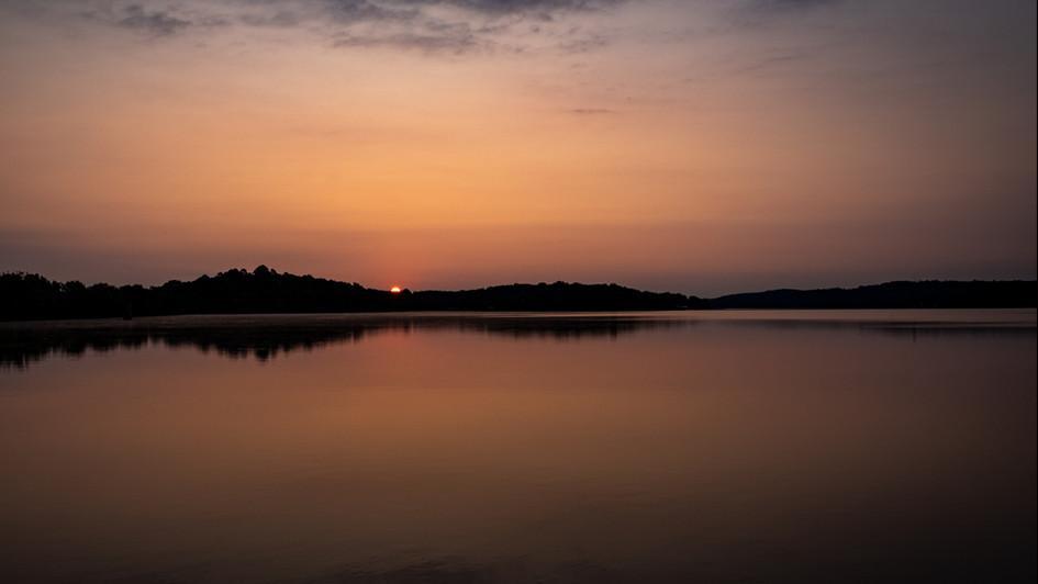 Beaverfork Lake Sunrise