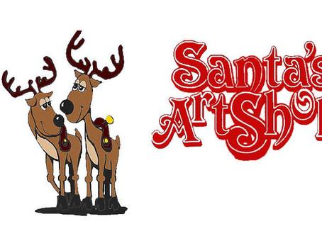 Santa's Art Shop!