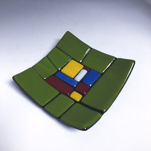 Large Fractures - set of 4 plates