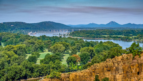 Murray Lock and Dam -Little Rock, Arkansas