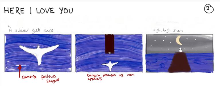 Storyboard extract