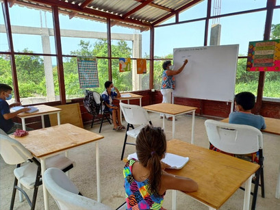 Nytt skoleår - oppstart av leksehjelp og matsal
