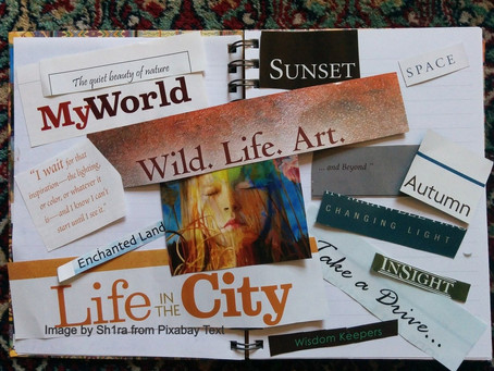 Reach Your Goals This New Year: Create A Vision Board