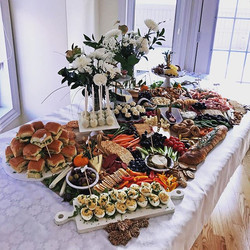 The #bridalbrunch of dreams! The morning