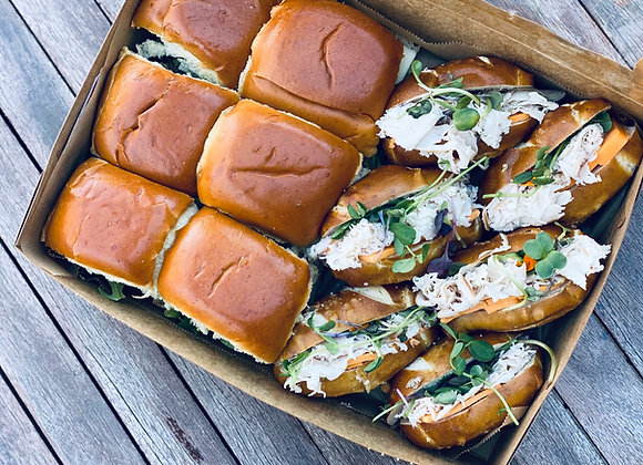 Dozen Mini Sandwiches