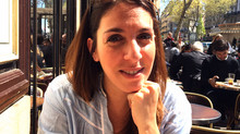 Meet my Parisian friend Caroline!
