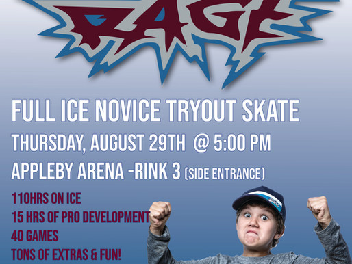 Final Novice Tryout