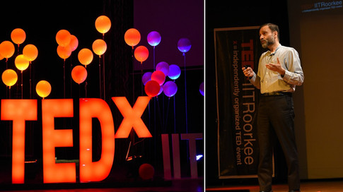 Biomimicry : Think Like 3.8 Billion Years of Evolution | Prashant Dhawan | TEDxIITRoorkee
