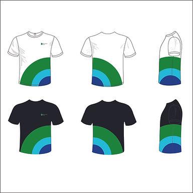 "T shirt - ""Think like nature'"