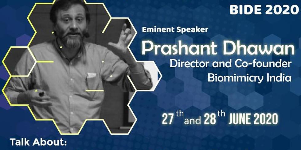 "Virtual International Conference on ""Bioinspired Designs and Engineering (BIDE) 2020"