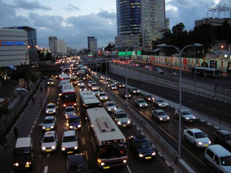 """סקר מיק""""ה : חוסר הגינות בנהיגה -  מכת מדינה"""