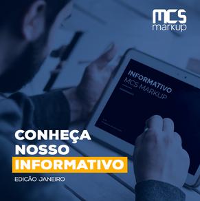 Informativo MCS Markup – Janeiro 2021