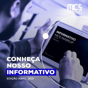 Informativo MCS Markup – Abril 2021