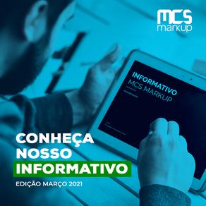 Informativo MCS Markup – Março 2021