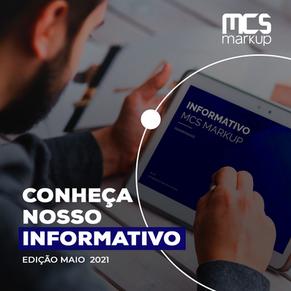 Informativo MCS Markup – Maio 2021