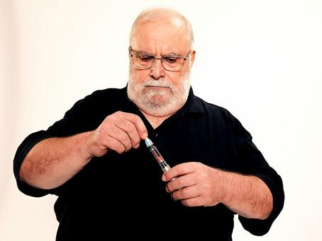 Welcher Injektionsbereich eignet sich am besten?