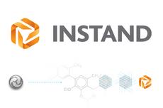INSTAND Logoentwicklung