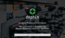 Logo dephin