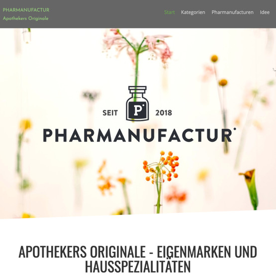 Pharmanufactur