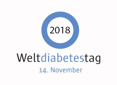Weltdiabetestag 2018
