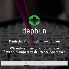 dephin - Deutsche Pharmazie Innovationen