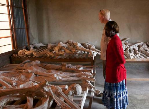 Rwanda Bearing Witness Retreat 2011: Day #2