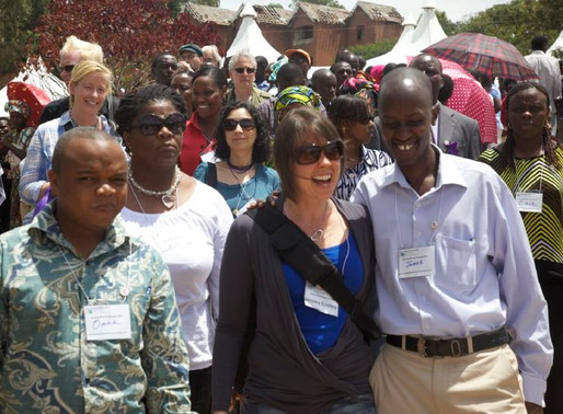 Rwanda Bearing Witness Retreat 2011: Day #4