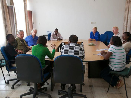Rwanda Bearing Witness Retreat 2010: Pre-Retreat Preparations