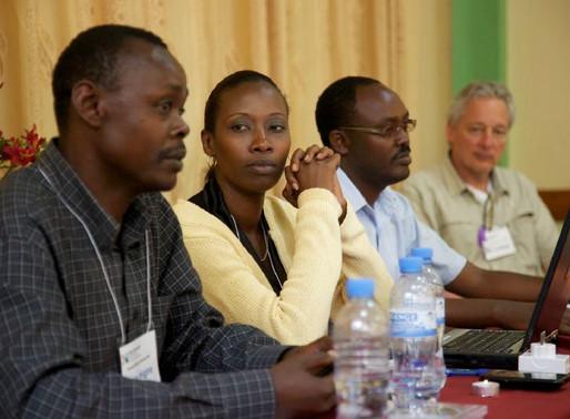 Rwanda Bearing Witness Retreat 2011: Day #1