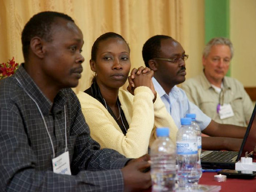 Rwanda Bearing Witness Retreat 2011: Day #1