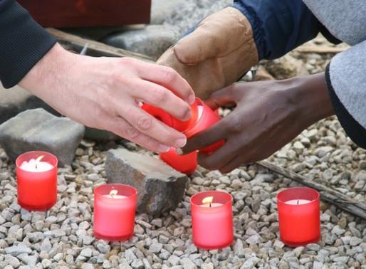 Auschwitz Bearing Witness Retreat 2010: Day #2