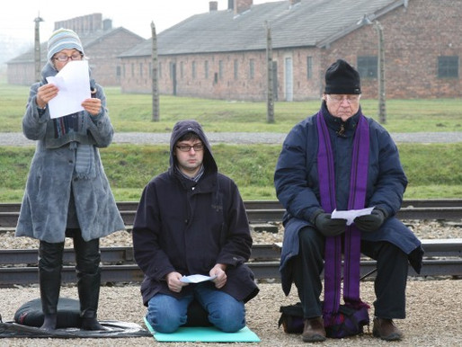Auschwitz Bearing Witness Retreat 2010: Days #4 & 5