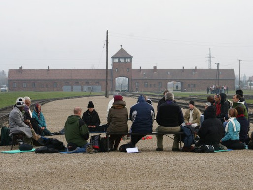Auschwitz Bearing Witness Retreat 2008: Day #3