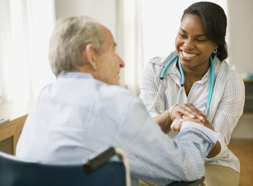 Mindfulness Training Helped Patients & Caregivers Cope with End of Life Care Issues