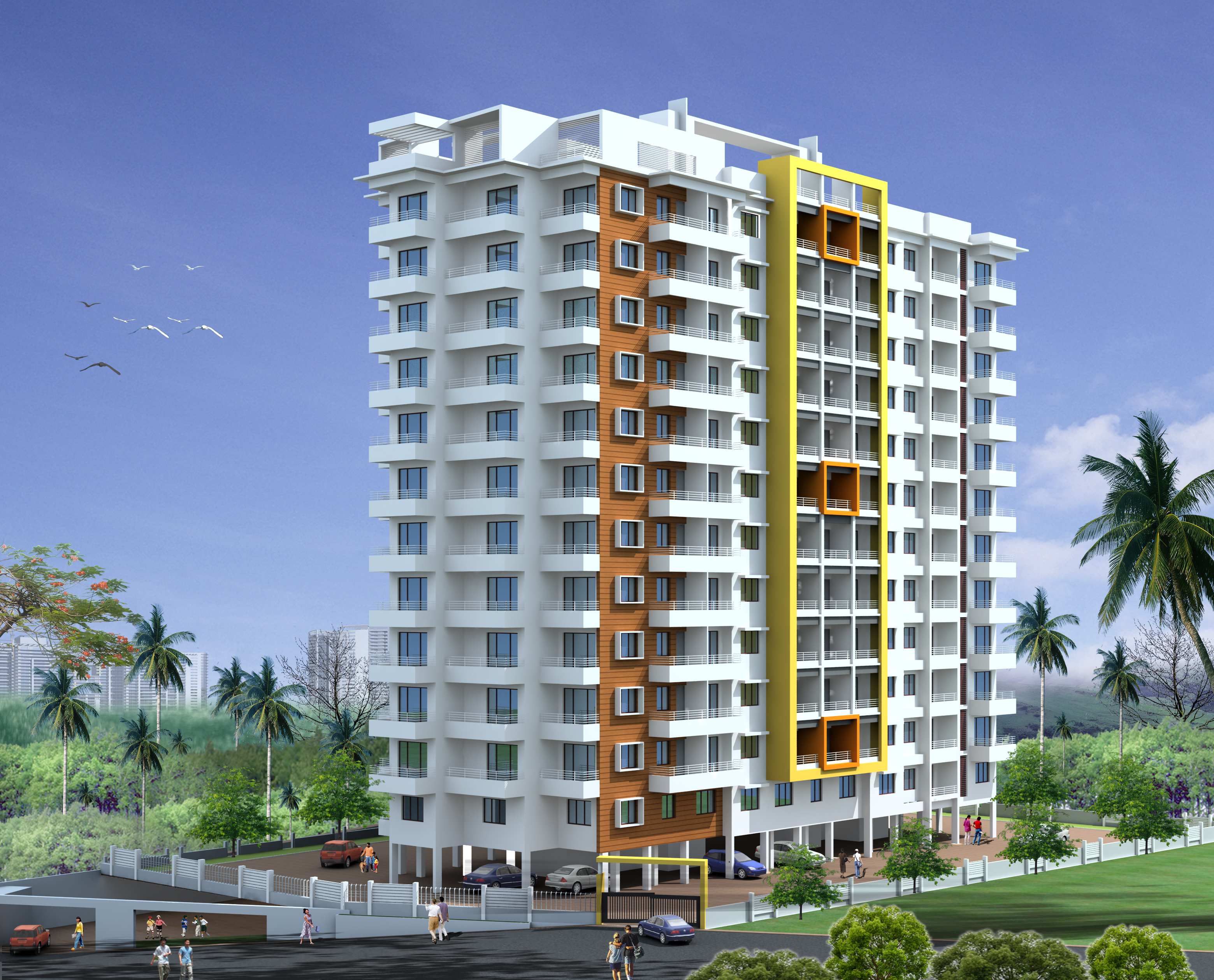 Divakar Constructions, Builders and Construction Company in