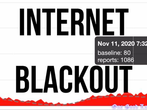 Internet Blackout of November 11th, 2020