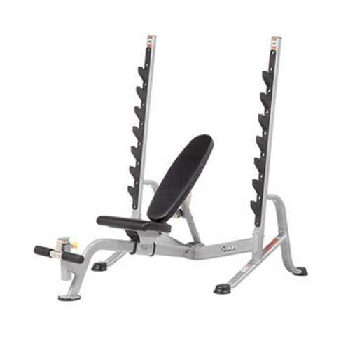 Hoist HF-5170 7 Position FID Olympic Bench