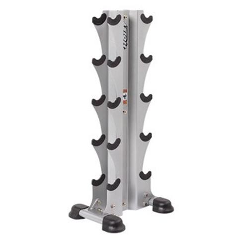 Hoist HF-5459 5 Pair Vertical Dumbbell Rack