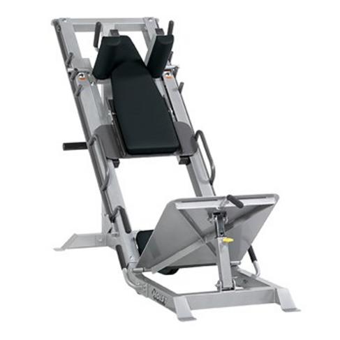 Hoist HF-4357 Leg Press Hack Combo