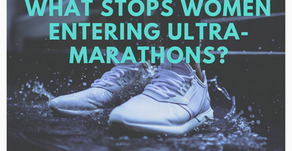 What stops women entering ultras?