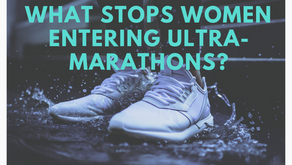 What stops women entering ultras?