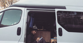 How to move your life into a van