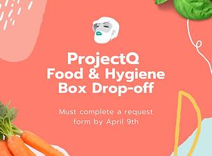 ProjectQ Food & Hygiene Box Drop-off (1)