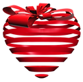 Transparent Heart_Strips_PNG_Clipart_Pic
