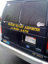 Silicon Valley Airporter Van pic1.jpg