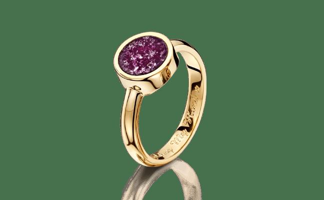 Tribute Gold Purple