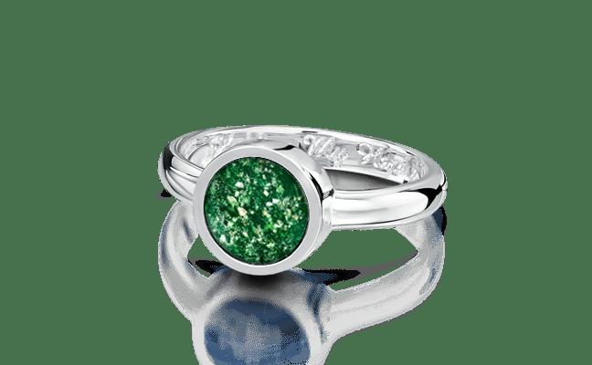 Tribute Silver Green