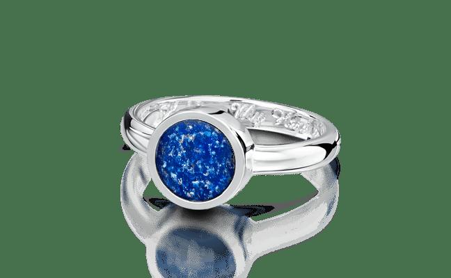 Tribute Silver Blue