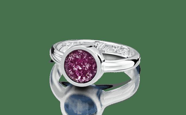 Tribute Silver Purple